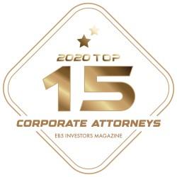 EB-5 Top 15 corporate attorney